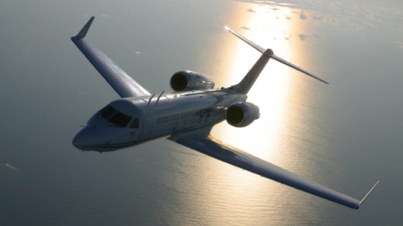 The Government Is About To Fly A Gulfstream Jet Into A Tropical Storm
