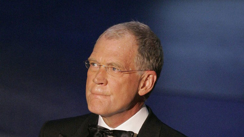 David Letterman Tells Oprah That Jay Leno Is Both the Funniest and Most Insecure Person He's Ever Known