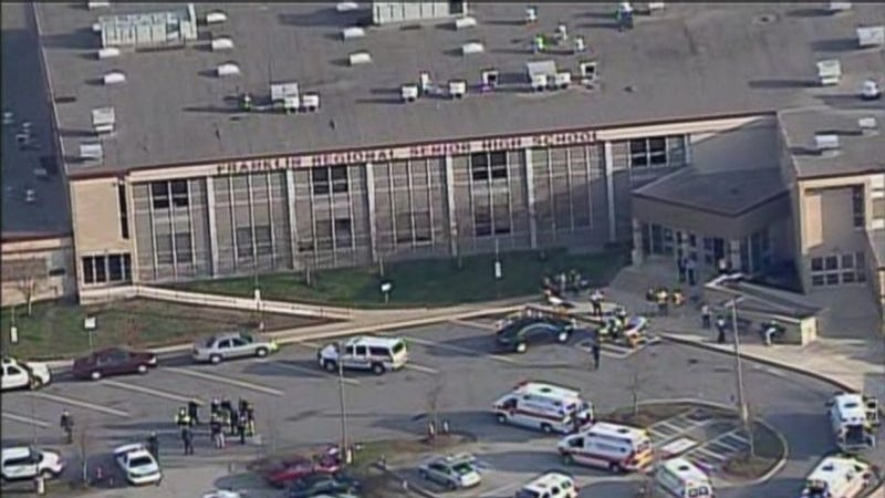 19 Students Injured in Mass Stabbing at Pennsylvania High School