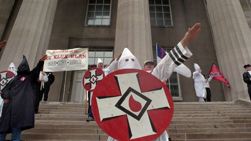 ACLU Sues Georgia on Behalf of the Ku Klux Klan