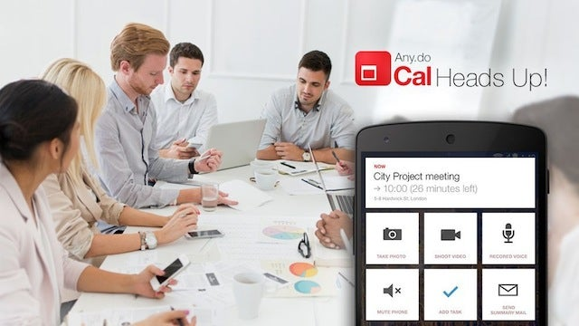 HeadsUp Makes Cal the Perfect Calendar App for Managing Meetings