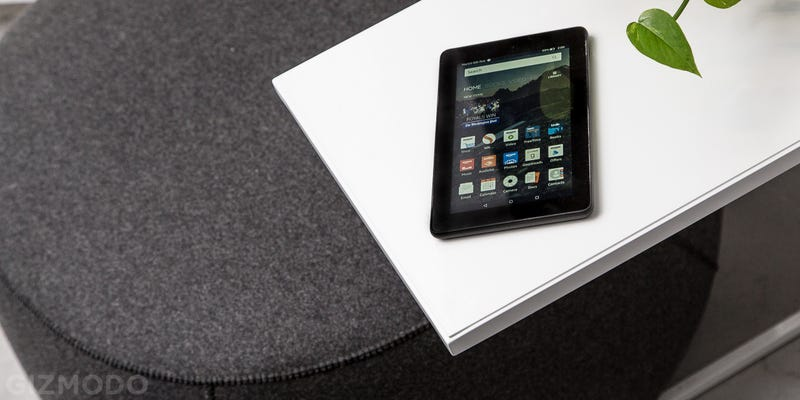 Amazon's $50 Fire Tablet Sucks, But It's All The Tablet I Need