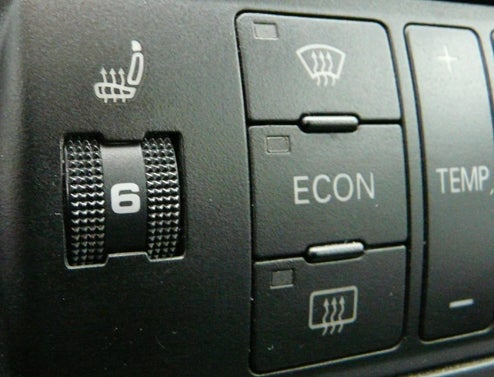 Researchers Claim Heated Seats Can Cause Male Sterility