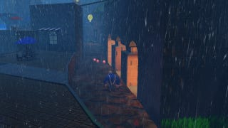 Rain in September!? Only in A Hat in Time!