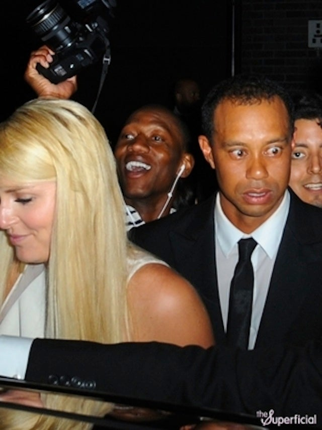 This Is What A Shitfaced Tiger Woods Looks Like