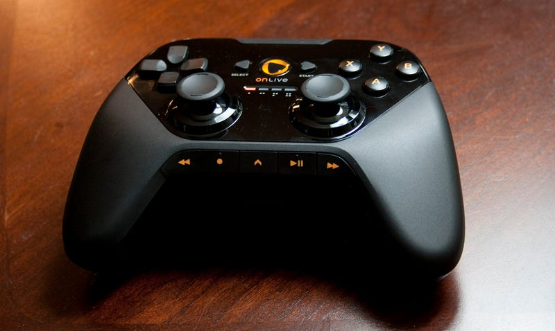 OnLive MicroConsole Streams Cloud-Rendered Games to Your TV