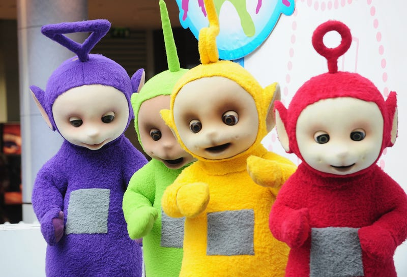 Former Teletubby: I'm Embarrassed for People Who Say the Teletubbies Are Gay