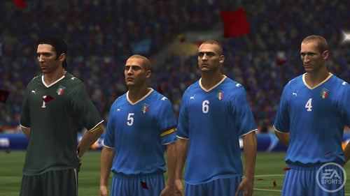 It's Spain vs. Italy When World Cup Demo Releases Tomorrow