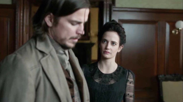 A Handy Chart Showing Every Tawdry Encounter Ever On Penny Dreadful