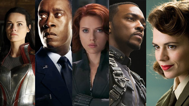 When will the Marvel Cinematic Universe become more diverse?