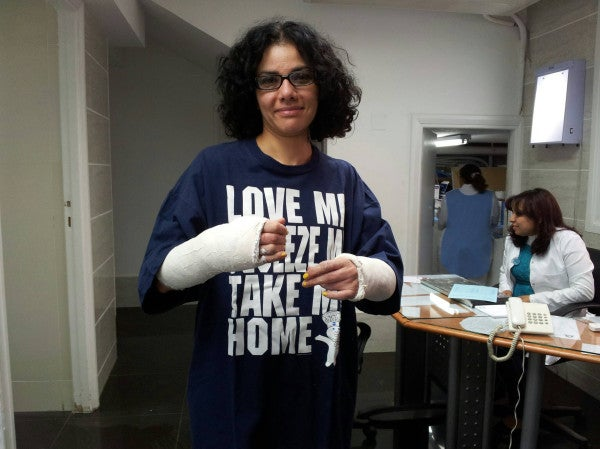 Writer/Activist Mona Eltahawy Arrested, Beaten, Sexually Assaulted By Police In Cairo