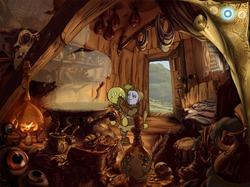 The Whispered World Quietly Slips Onto Steam