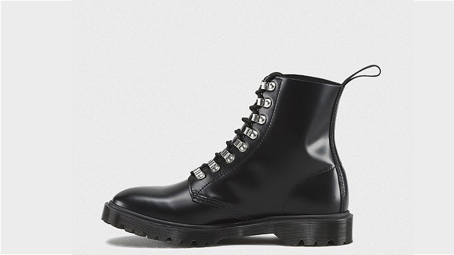 "Dr. Martens Named This Boot ""Assange"" After Some Guy in an Embassy"