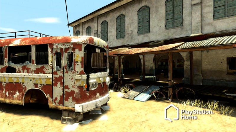 Far Cry 2 Moves Into PlayStation Home