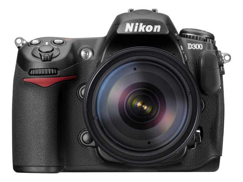 Nikon D300 DSLR Announced, Rocks 12.3 Megapixels and Live View Goodness