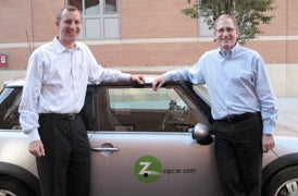 Zipcar buys Flexcar, monopolizes this car-sharing game