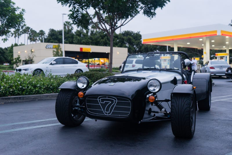 Father's Day Cars and Coffee Irvine