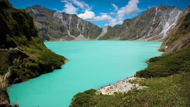 Behold the world's most spectacular crater lakes