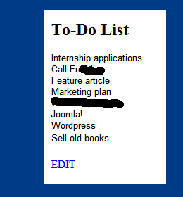 Best To-do List Managers?