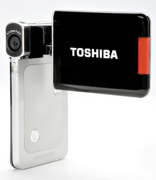 Toshiba's 1080P Camileo S20, H30 and X100 Camcorders Hit US This Month
