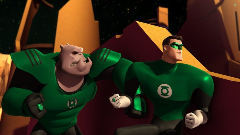 Green Lantern premieres, Clone Troopers go black ops, & Jack Kirby creations co-star on Young Justice!