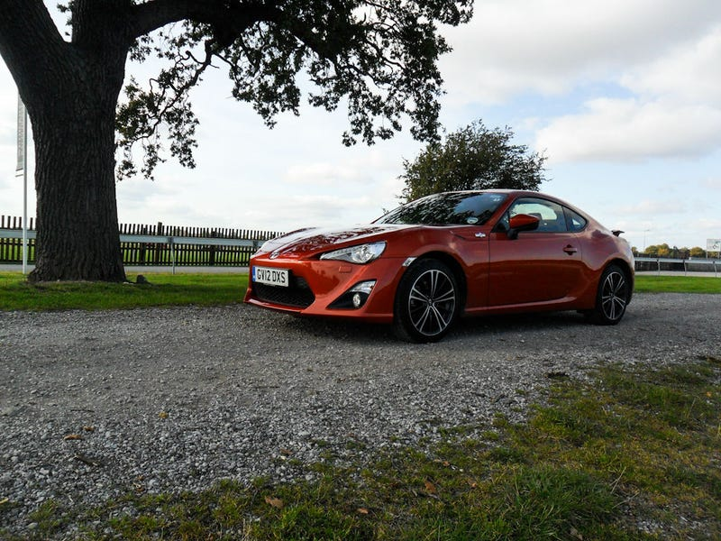 The Toyota GT86, A Step Short of Greatness?