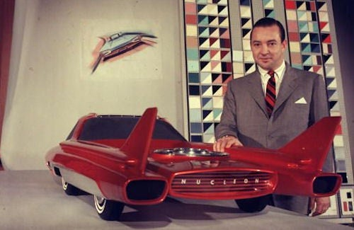 Ford's Nucleon Concept: Twin Steam Turbines and a Nuclear Reactor in the Trunk