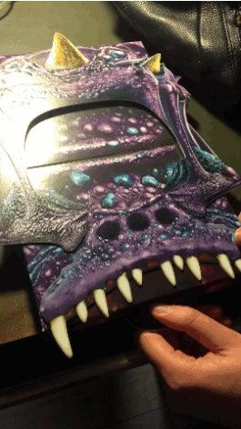 Jim Henson's Creature Shop screener is super clever