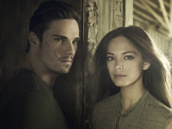 Beauty and the Beast Promo Photos