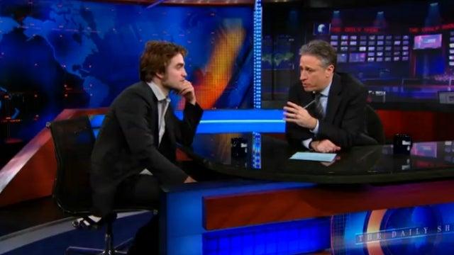 The Daily Show Scoops Good Morning America with First Robert Pattinson Interview Since Kristen Stewart Affair News Broke