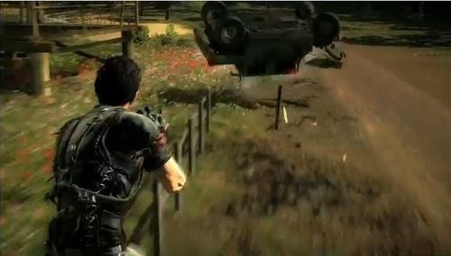 "Just Cause 2 Car Chases: ""The Laws of Physics on Drugs"""