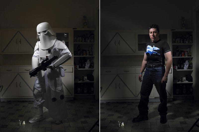 Playing Star Wars at Home in Mexico City