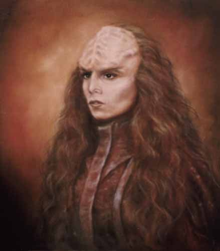 The Best Klingon Art To Hang On The Halls Of Sto'Vo'Kor