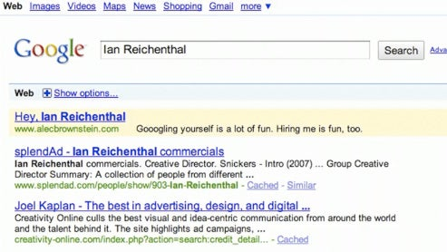 The Smartest Way To Find a New Job On Google