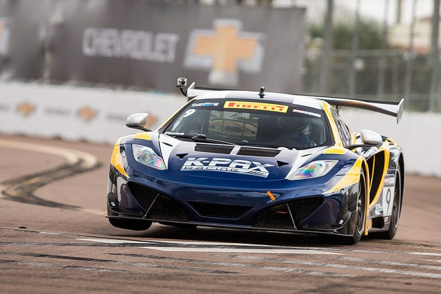 ​Check Out A Slew Of McLarens Before The Sonoma Grand Prix