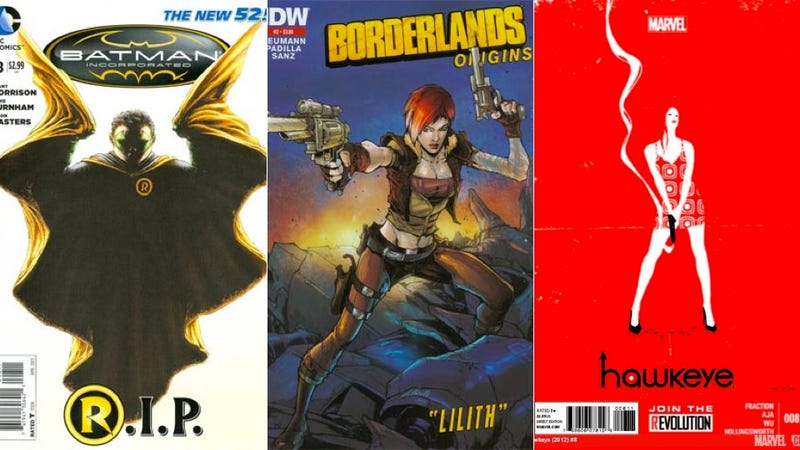 Six Comics That Introduce Trouble This Week