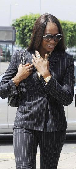 Naomi Campbell: Model, Political Pundit?