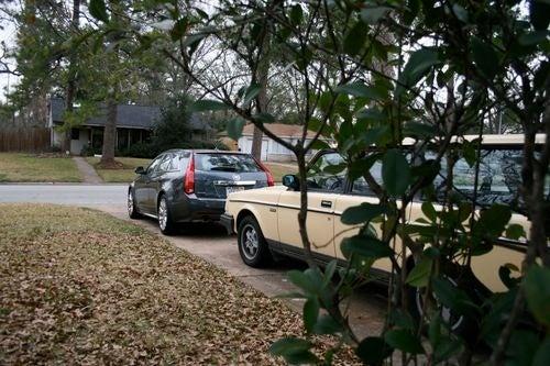 2010 Cadillac CTS Sport Wagon: Exterior Photos