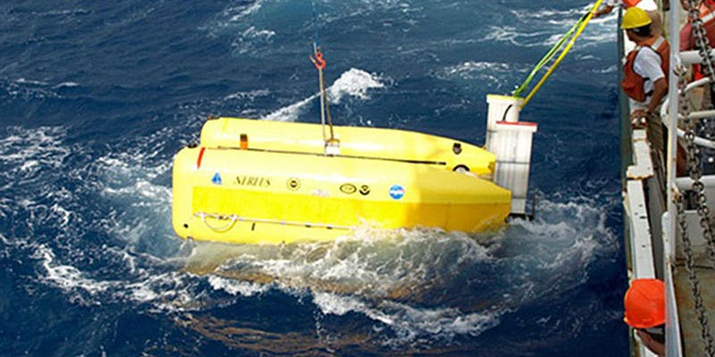 An $8 Million Robot Sub Just Sank 6 Miles to the Bottom of the Sea