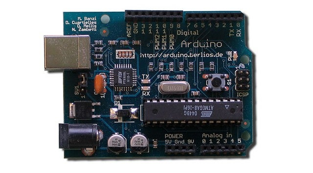 Getting Started with Arduino Electronics Hacking