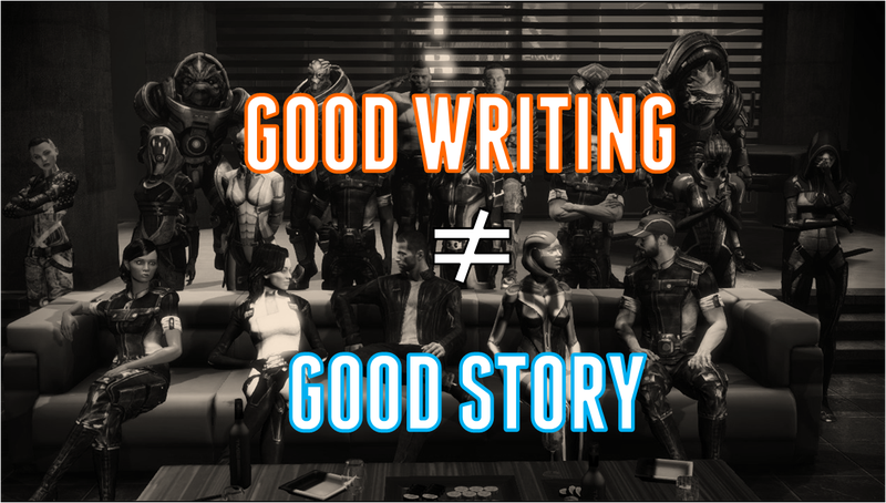 Why Good Writing Doesn't Mean Good Story