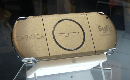 Even Comic-Con Has Its Own Exclusive PSPs