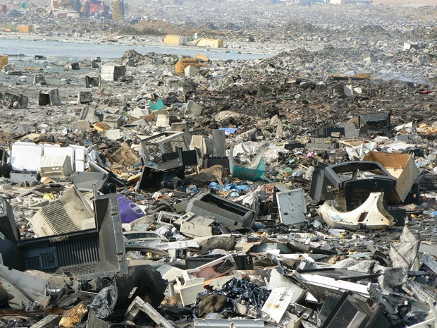 The Story of E-Waste: What Happens to Tech Once It's Trash