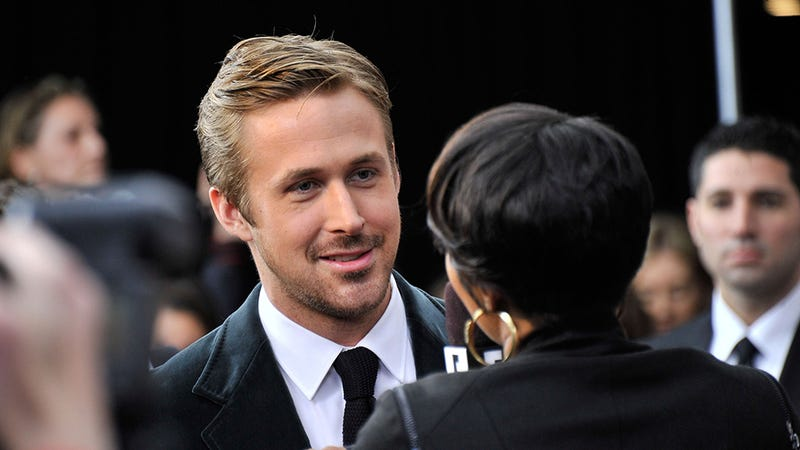 Your Boyfriend Ryan Gosling Went Out Last Night