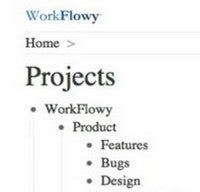 WorkFlowy Is a One List to Rule Them All Organization Tool