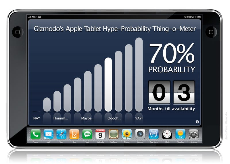 No Apple Tablet Till 2010, Say Sources