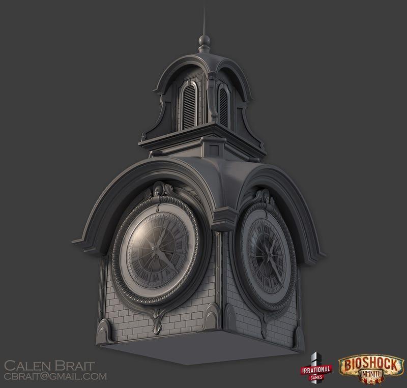The Building Blocks Of BioShock Infinite