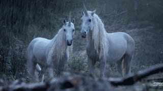 This ad explains why unicorns disappeared