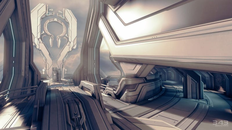 Slayer Multiplayer in Halo 4 Feels Familiar, With Better-Sounding Pew Pews