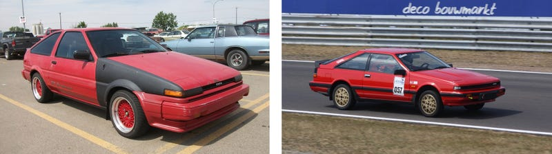 Your Ten Favorite Automotive Doppelgängers